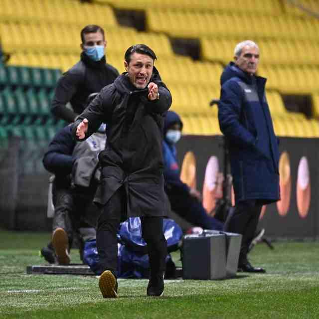 Niko Kovac (Monaco) : « C'est de mieux en mieux »