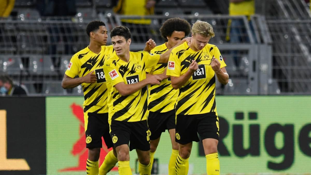 Le Borussia Dortmund chambre le PSG après sa défaite face à Lorient
