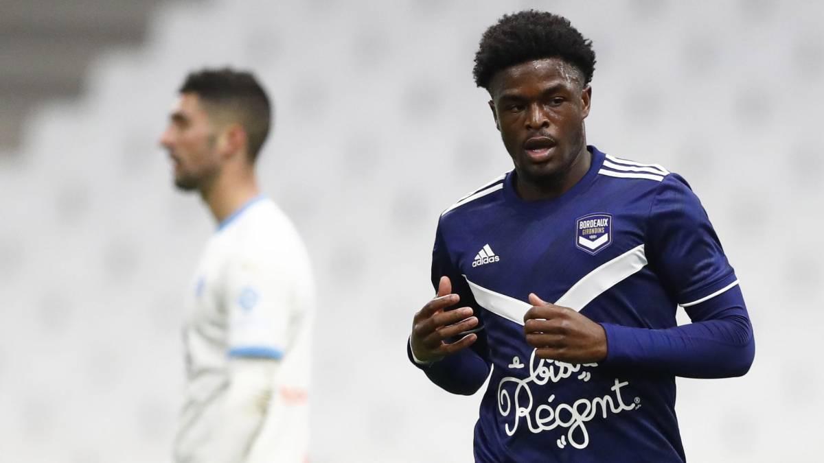 Bordeaux envoie Josh Maja en prêt à Fulham