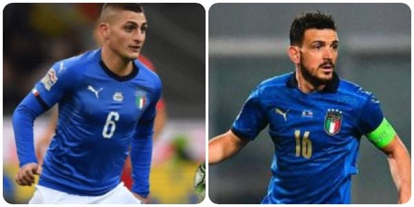 L'Italie s'impose face à l'Irlande du Nord (2-0)