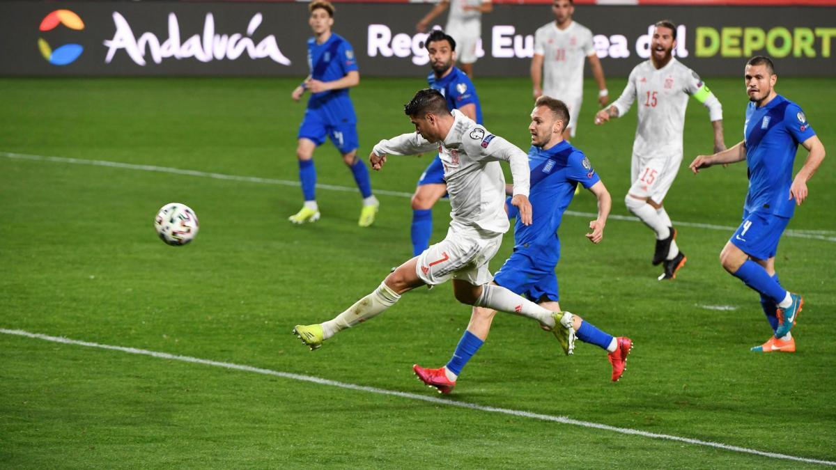 Qualifs CdM 2022 : mauvaise opération pour l'Espagne, soirée réussie pour l'Angleterre, l'Allemagne et l (…)