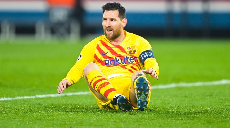 Messi, un revirement fatal au PSG ?