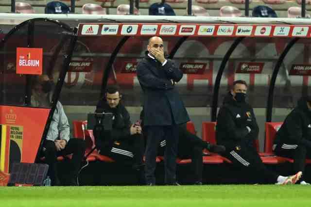 Roberto Martinez (Belgique) contre un boycott de la Coupe du monde au Qatar