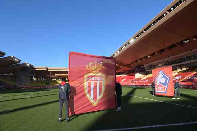 Un joueur de Monaco testé positif au Covid-19
