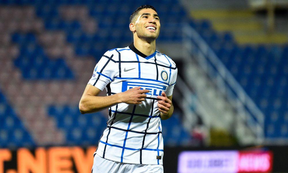 Mercato – Hakimi au PSG « d'ici 10 jours », assure La Gazzetta dello Sport