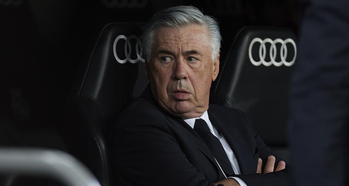 🚨 Real Madrid : le groupe d'Ancelotti face à Villarreal !