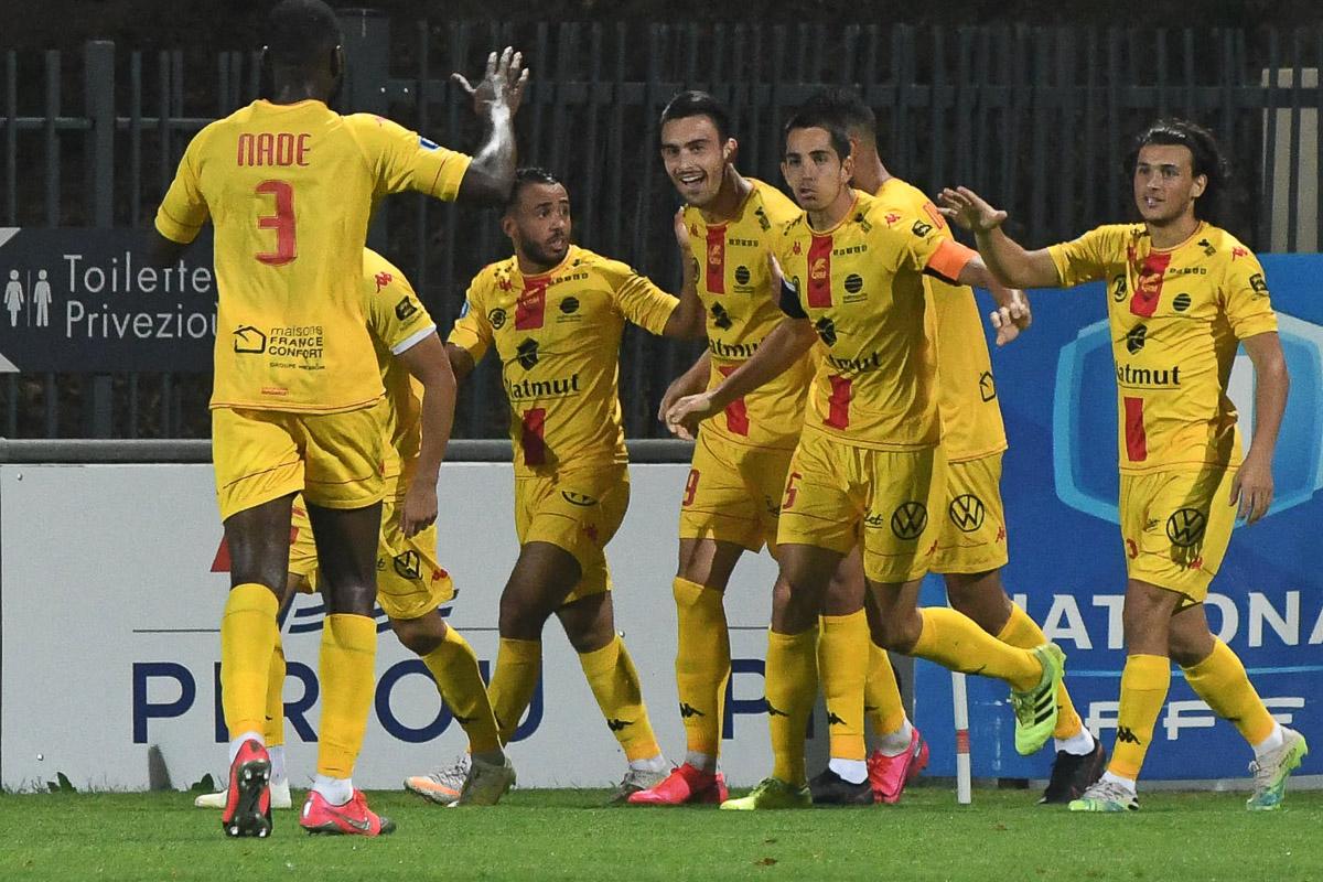National. Le Red Star et Quevilly-Rouen mettent la pression sur Bastia