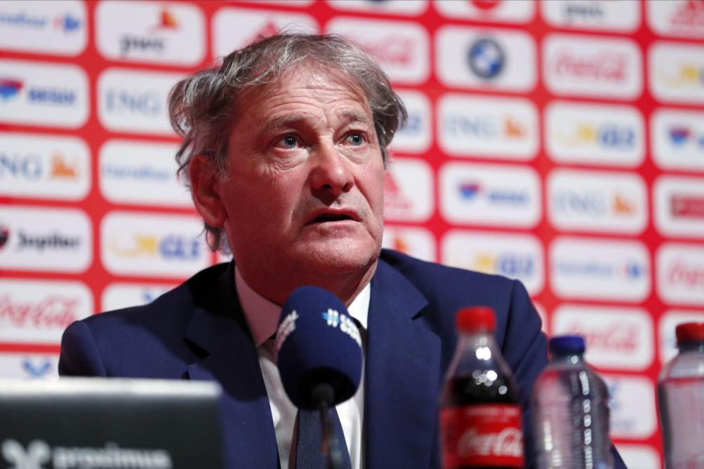 Qualifications pour l'Euro U21: Raskin et Vanzeir repris par Jacky Mathijssen