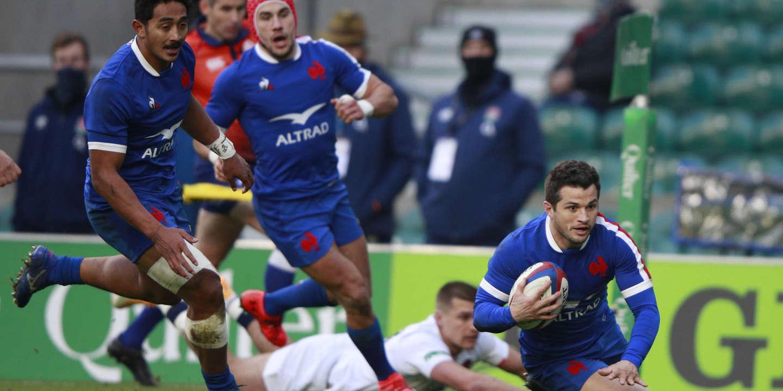 Angleterre-France en direct : des jeunes Coqs sans complexe face au XV de la rose