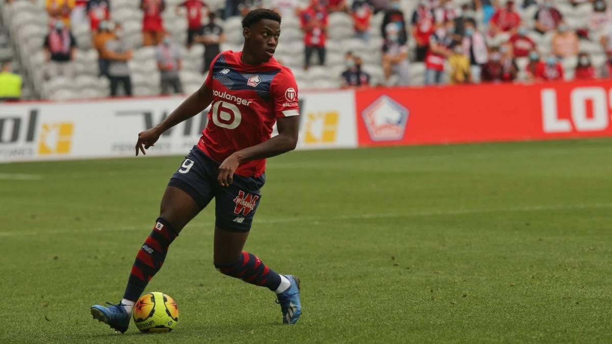 Ligue 1 : Lille écœure Monaco et redevient dauphin du PSG
