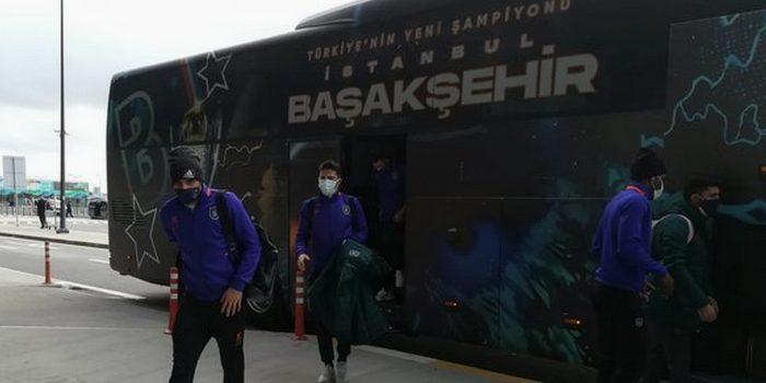 Istanbul Başakşehir sans Junior Caiçara ni Martin Skrtel
