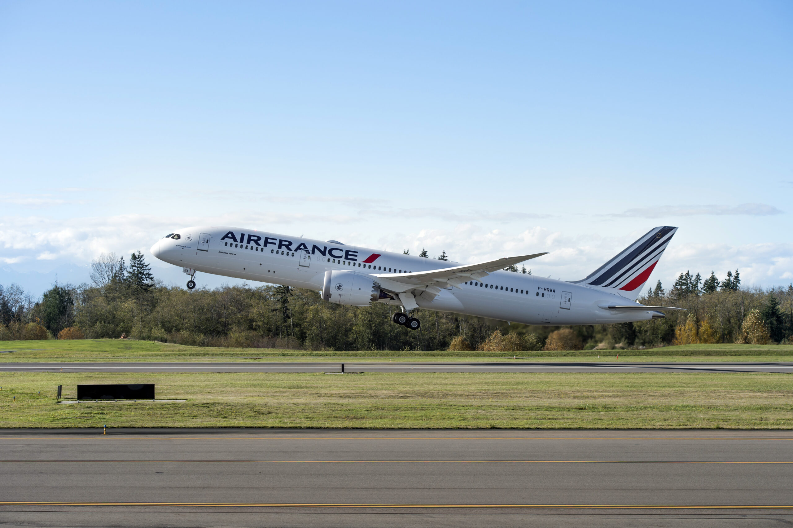 Four Years Ago Boeing Delivered 500th 787 Produced To Air France