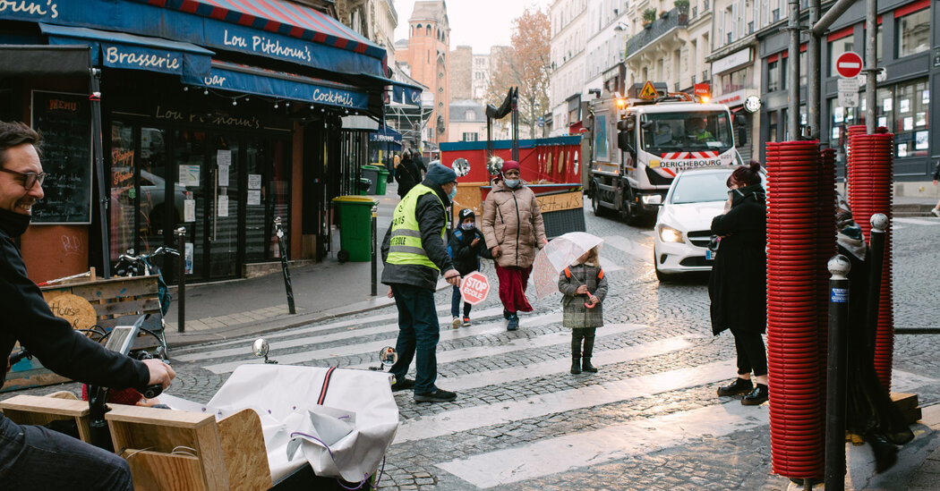 France has kept schools open without driving up infections, and other news from around the world.