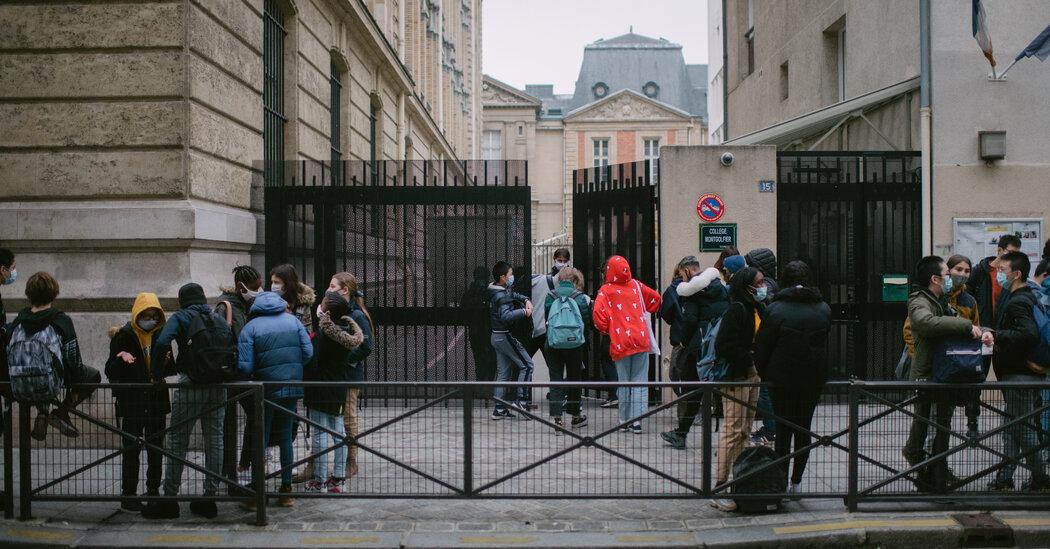 Europe Keeps Schools Open, not Restaurants, Unlike U.S. cities