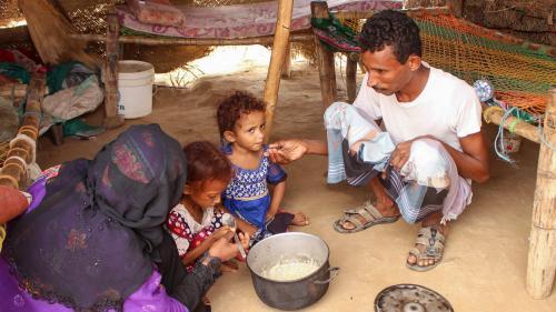 Covid-19: les besoins humanitaires atteignent un record de 35milliards de dollars en 2021, alerte l'ONU
