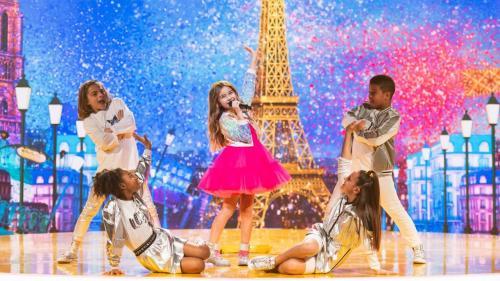 La France remporte l'Eurovision junior pour la première fois avec la chanson «J'imagine» de Valentina