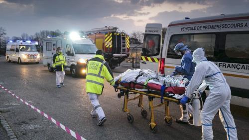 Coronavirus : le nombre de morts à l'hôpital reste stable en France, avec 198 décès en 24 heures