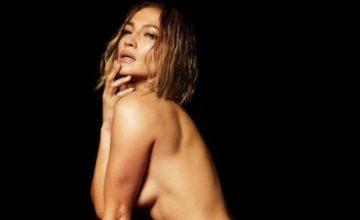 Jennifer Lopez complètement nue