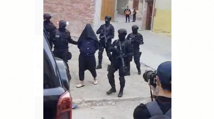 Exclusif – Premières informations sur le chef de la cellule terroriste démantelée à Tanger (vidéo)
