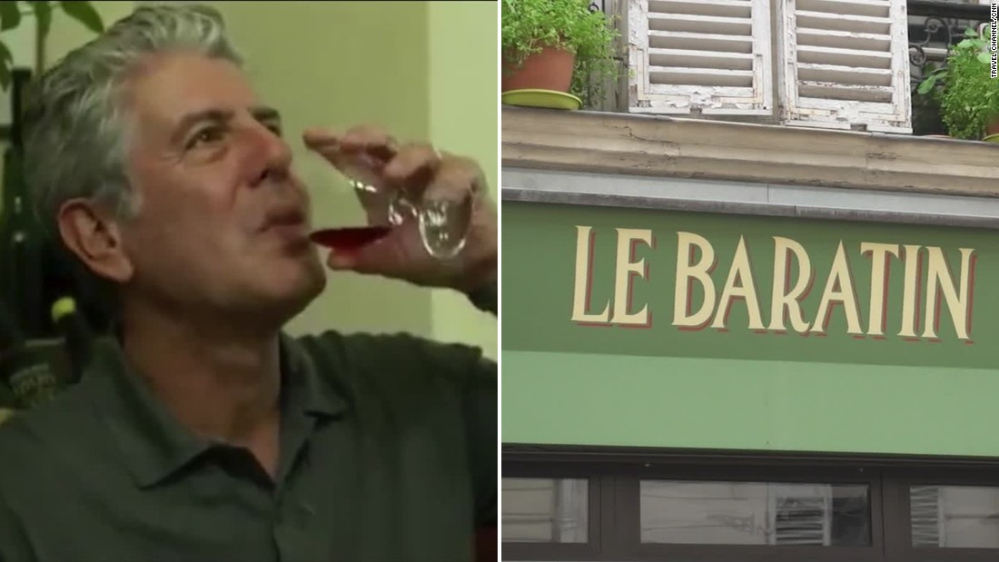 How bistro loved by Bourdain is coping with second lockdown
