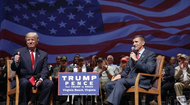 Donald Trump gracie son ex-conseiller Michael Flynn soupçonné dans l'enquête russe   Toutinfos   Toute l'info en continue