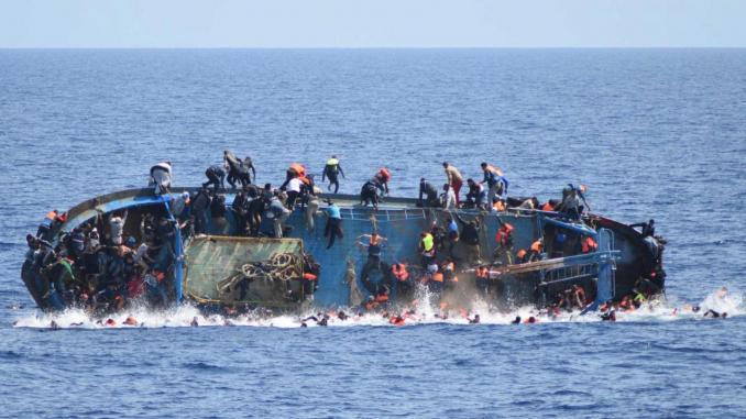 Migration clandestine. Affreux naufrage en haute mer