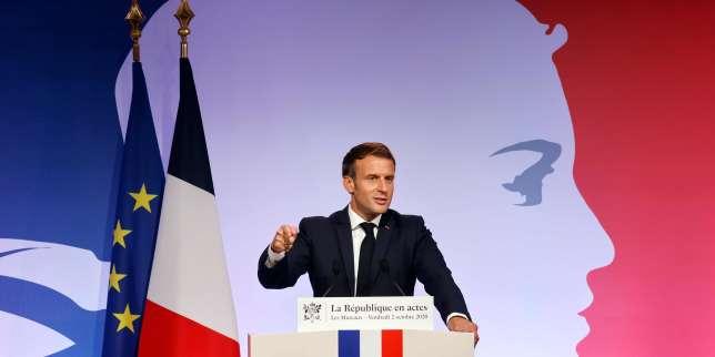 Emmanuel Macron présente son plan contre «le séparatisme islamiste»