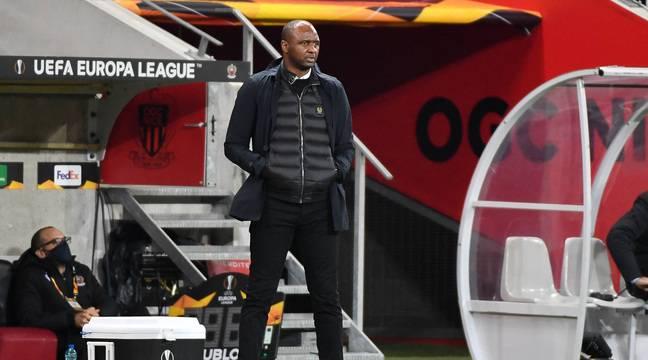OGC Nice : Patrick Vieira débarqué après la défaite de trop