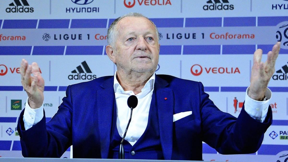 Les solutions de Jean-Michel Aulas pour relancer le football français