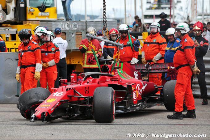 Pour Wolff, la F1 aurait pu éviter la controverse Leclerc avec la règle de l'IndyCar -Auto.com