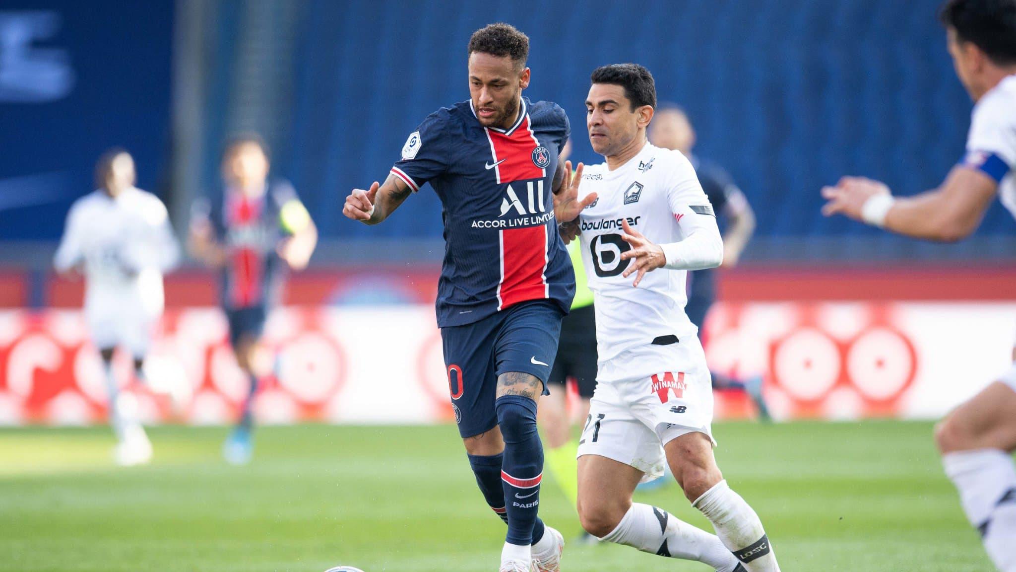 Ligue 1: l'équipe-type de la saison, avec cinq joueurs du PSG et deux de Lille