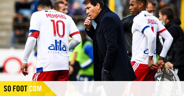 Lyon, déjà en quête du rebond / Ligue 1 / J38 / OL-Nice (2-3) / SOFOOT.com