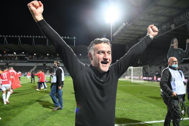 Christophe Galtier (Lille) confirme l'intérêt de l'OL et Nice