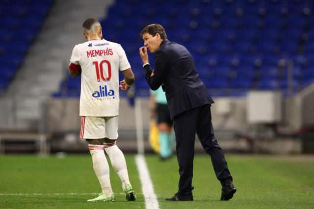 Rudi Garcia adresse un message d'adieu à l'OL