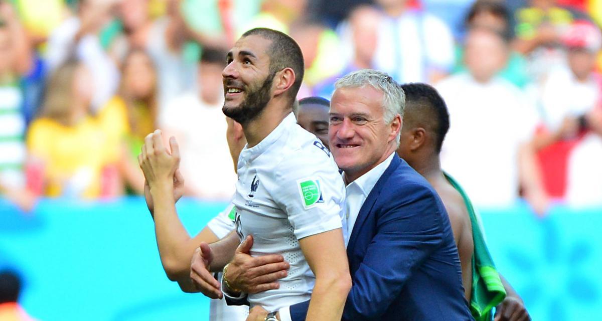 Équipe de France : les nouvelles révélations de Deschamps sur le retour de Benzema