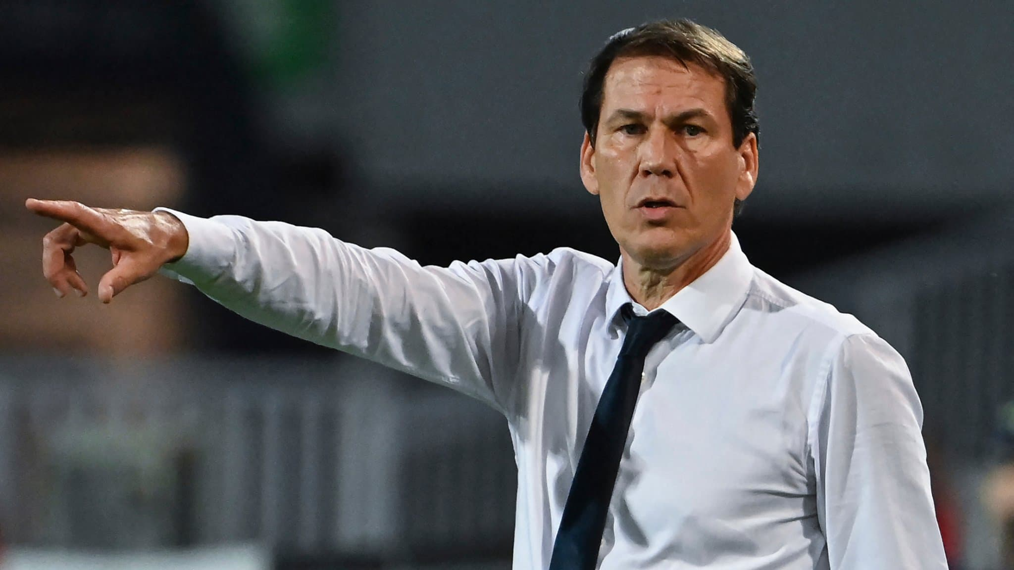 Mercato: Garcia veut rebondir dans un grand club européen, après l'OL