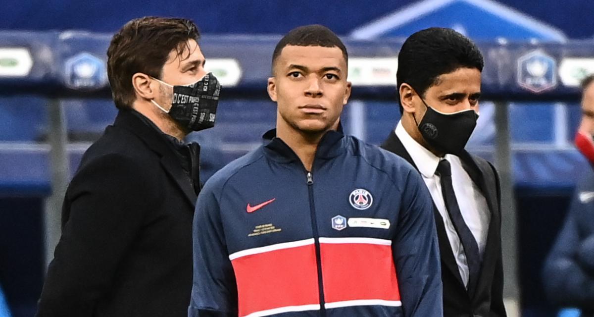 PSG -Khelaïfi prêt à aller au bras de fer avec Mbappé, le Real Madrid a tout prévu