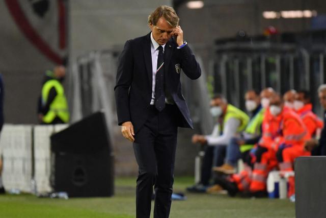 Roberto Mancini a « quelques doutes supplémentaires » pour la liste finale de l'Italie