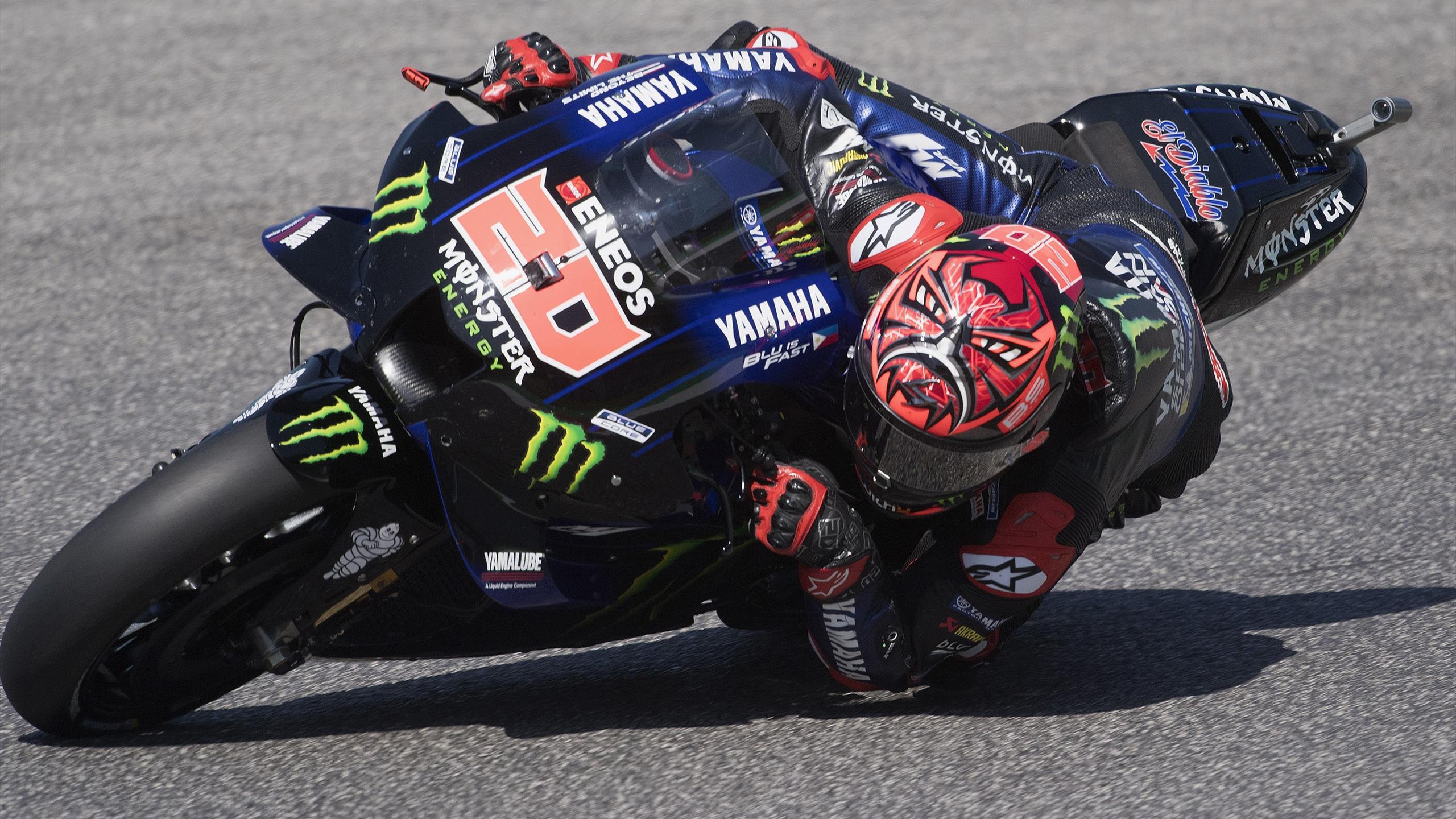 GP d'Italie : Fabio Quartararo (Yamaha) signe la pole et le record du Mugello, Johann Zarco en première ligne