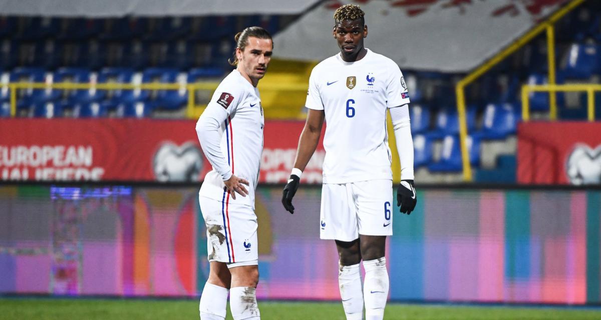 Equipe de France : un milieu rejoint le groupe