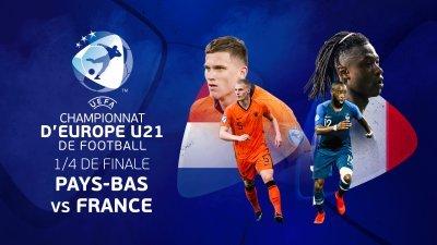 Euro Espoirs -Bas U21 vs France U21
