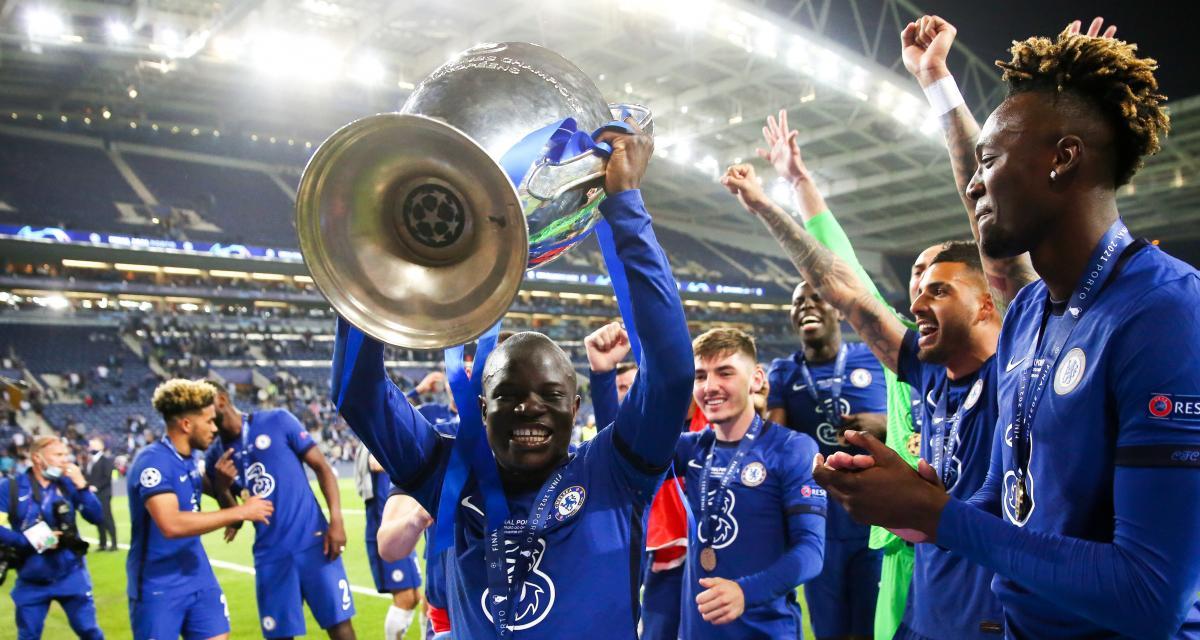 Chelsea : Kanté Ballon d'Or ? Deschamps donne son avis