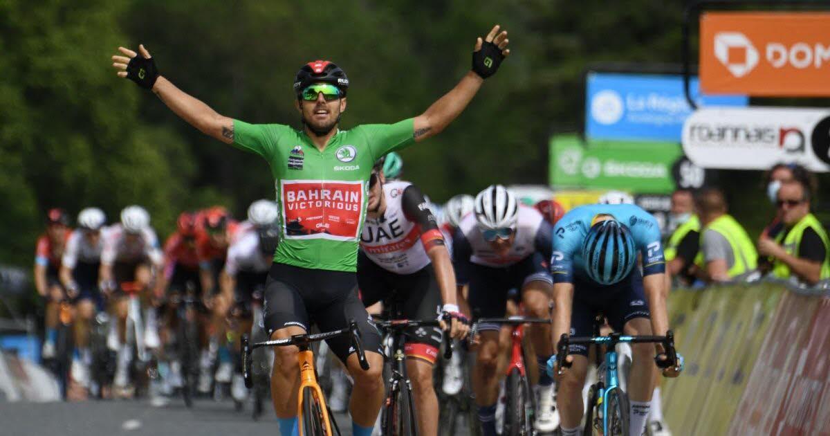 Cyclisme | [EN DIRECT] Critérium du Dauphiné (3e étape) : Colbrelli le plus fort !
