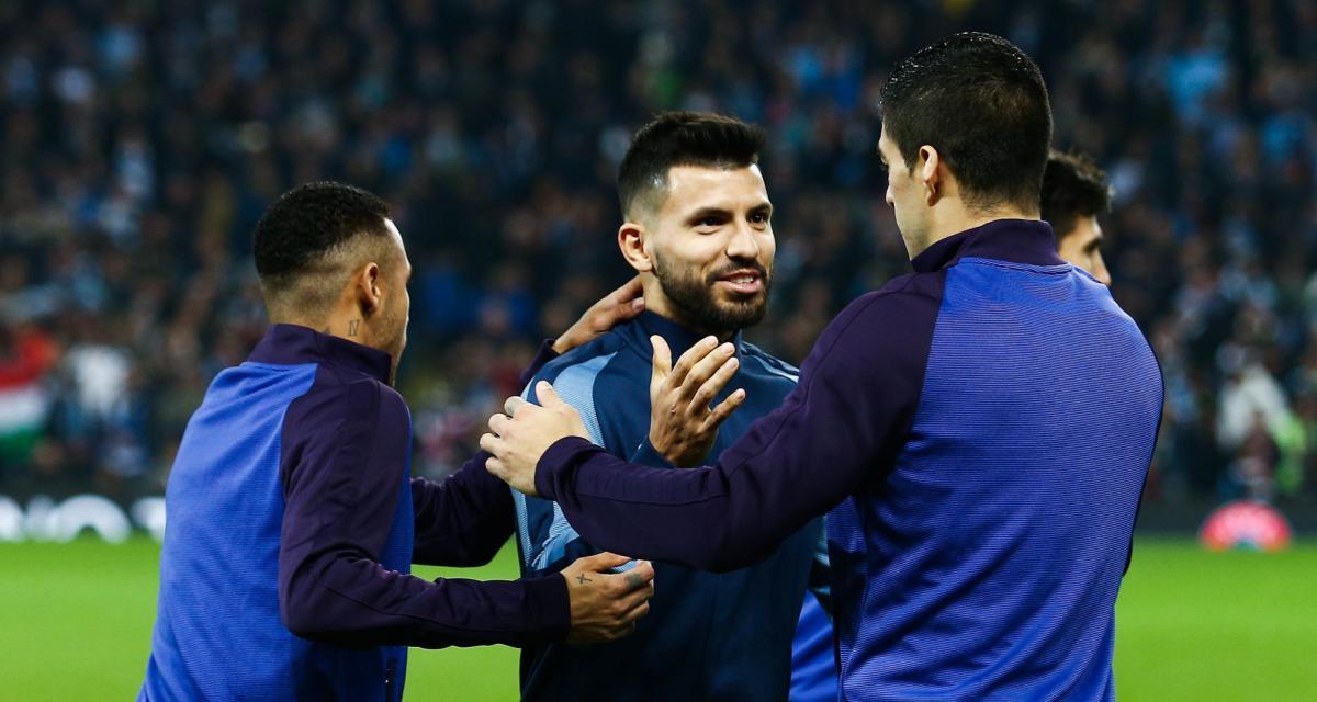 Barça : Luis Suarez commente l'arrivée de Sergio Agüero