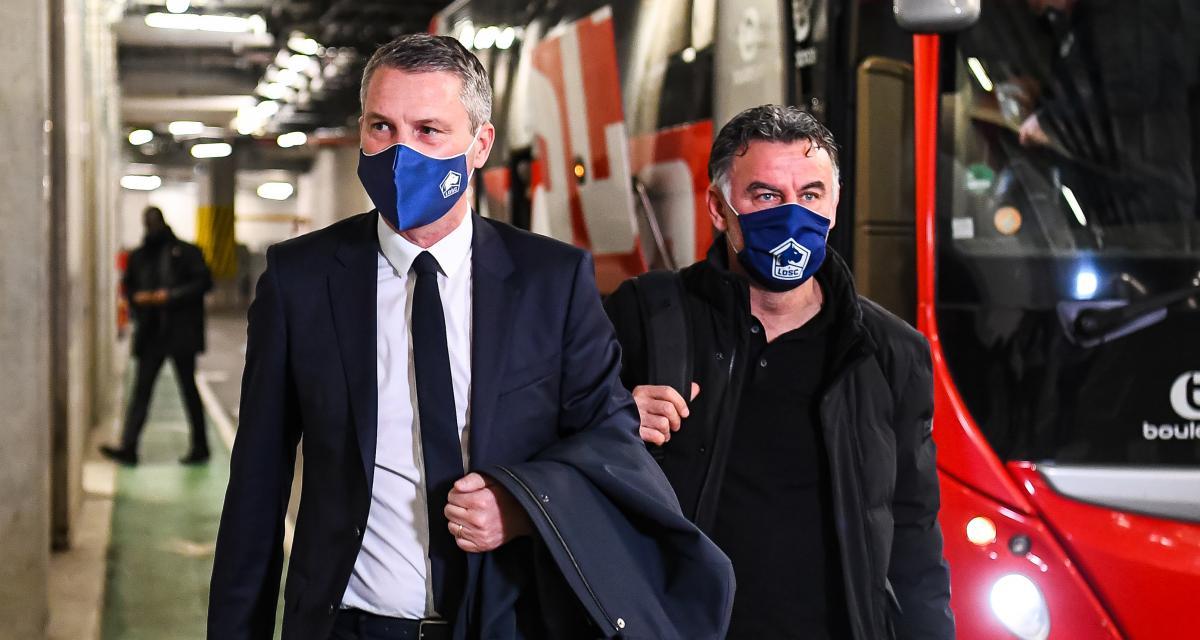 LOSC : Olivier Létang colle un gros coup de pression à Nice pour Galtier