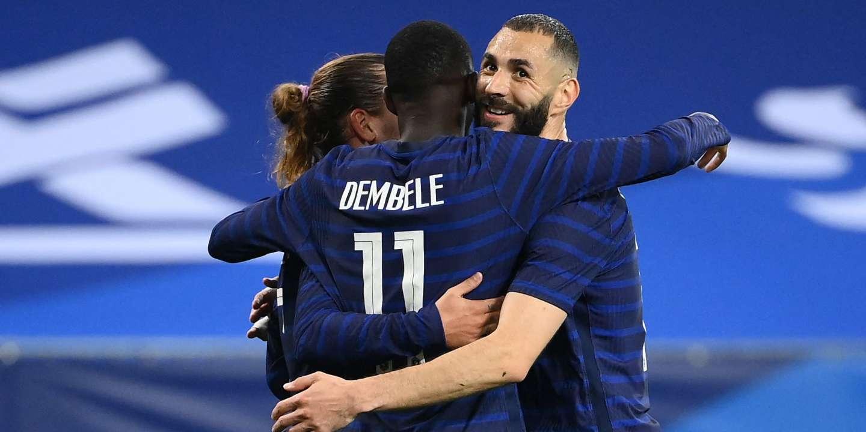 Euro 2021 : Pour son retour, Karim Benzema ne marque pas mais inspire les Bleus