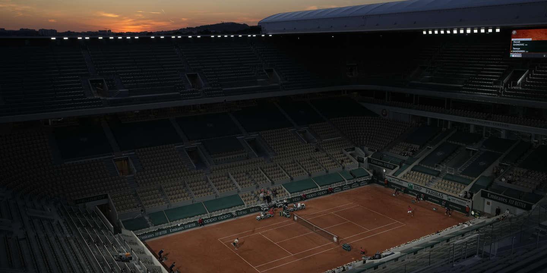 Soupçons de match truqué à Roland-Garros en 2020 : une joueuse russe placée en garde à vue