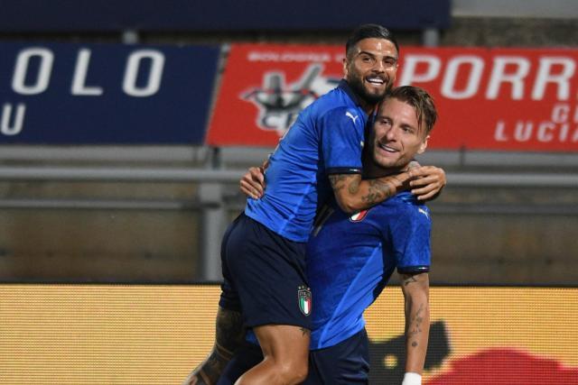 Vainqueur 4-0 de la République tchèque, l'Italie est prête pour l'Euro