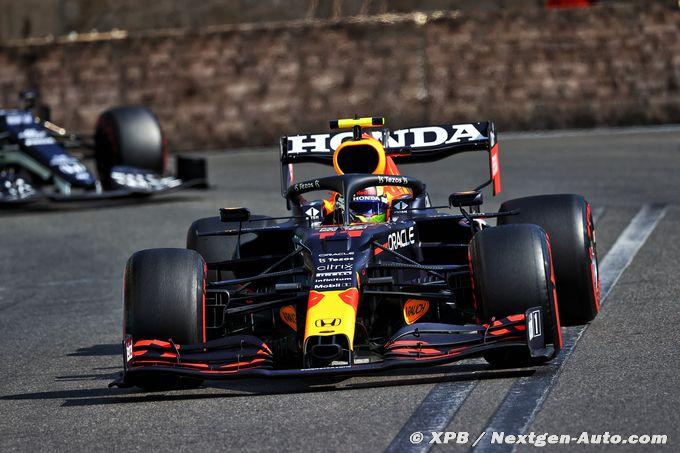 Azerbaïdjan : La course du GP F1 en direct à Bakou -Auto.com