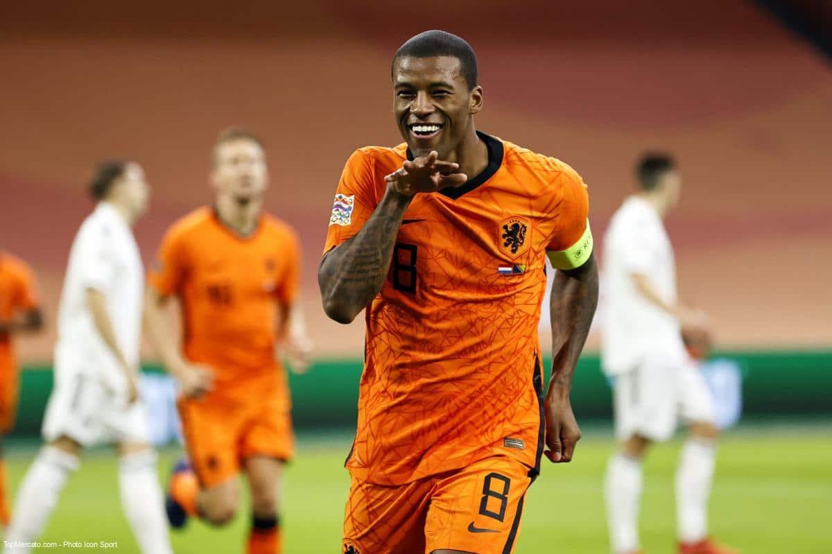 PSG : Wijnaldum va s'engager pour trois saisons